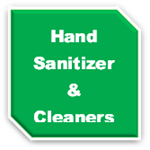 Hand Sanitizer/Cleaners