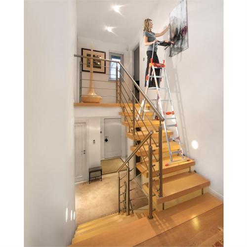 Little Giant Select Step Aluminum 6 10 Ladder Geotech