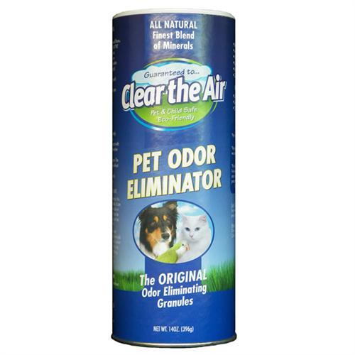 Earth Care Pet Odor Eliminator 14oz Canister Geotech