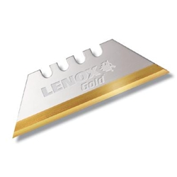 Lenox Gold Utility Knife Blade 50 Pack Geotech Supply Co